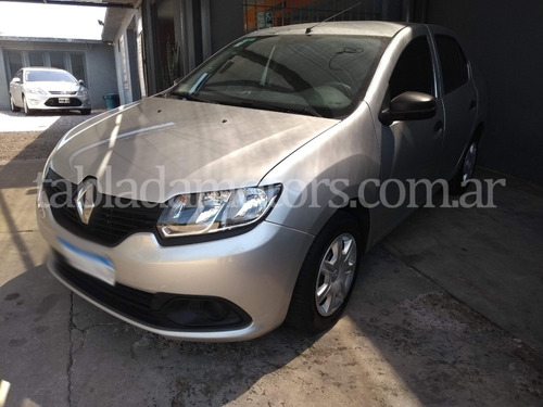 renault logan 1.6 authentique plus 85cv