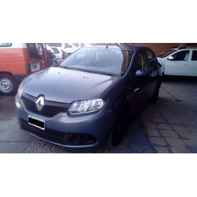 Renault Logan 1.6 Authentique Plus 85cv Año 2014