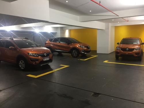 renault logan 1.6 authentique plus sedan 0 km 2019 (mf)