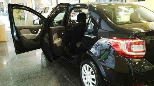 renault logan 1.6 authentique plus taxi precio especial (sj)