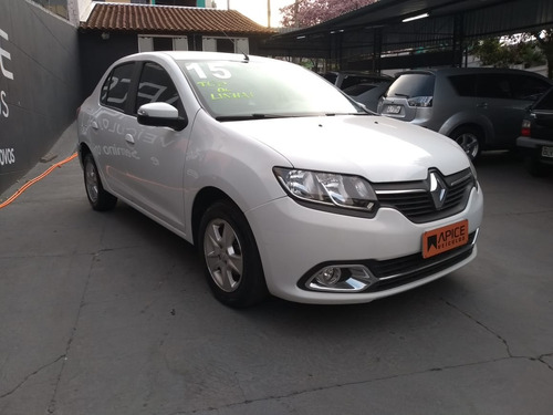 renault logan 1.6 dynamique hi-power 4p 2015