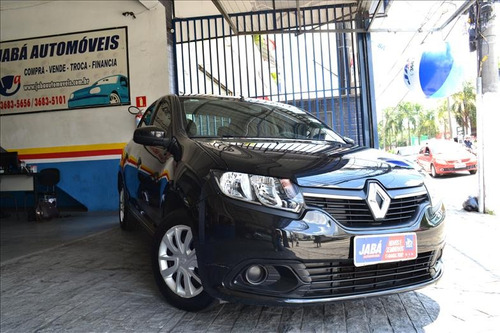 renault logan 1.6 expression 16v flex 4p manual