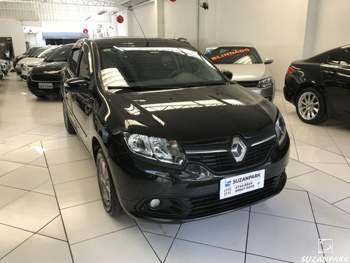 renault logan 1.6 expression 2017