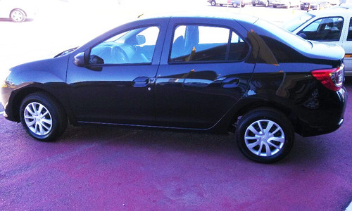 renault logan 1.6  expression $235000 bonificado car one