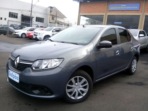 renault logan 1.6 expression hi-power 4p