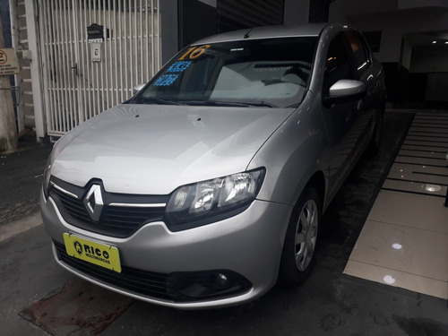 renault logan 1.6 expression hi-power easy-r 4p