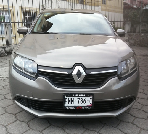renault logan 1.6 expression mt 2017