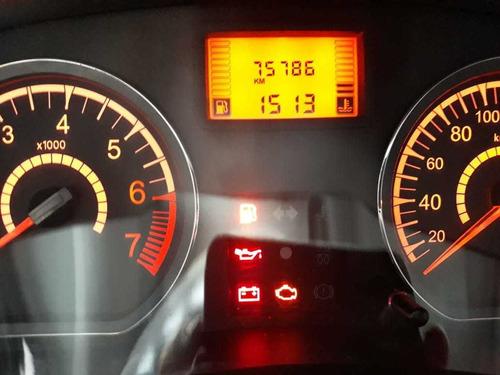 renault logan 1.6 mt flex 2012 completão   oportunidade