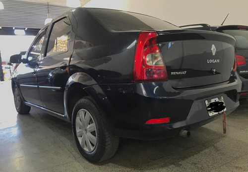 renault logan 1.6 pack i abcp+abs  2013