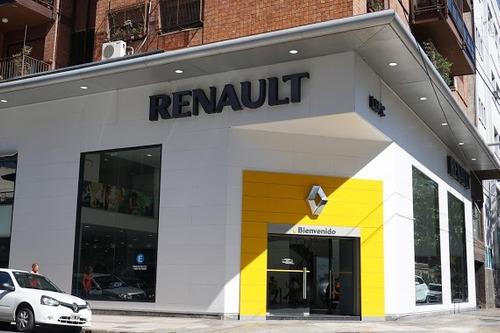 renault logan 1.6 privilége todos los colores, tasa 9.9 % jl