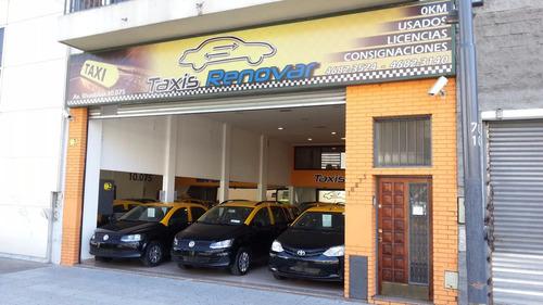 renault logan 1.6 taxis con licencias licencia de taxi logan