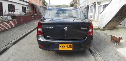 renault logan 2012 excelente estado negociable