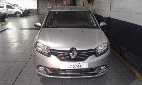 renault logan autentique plus anticipo minimo (apo)