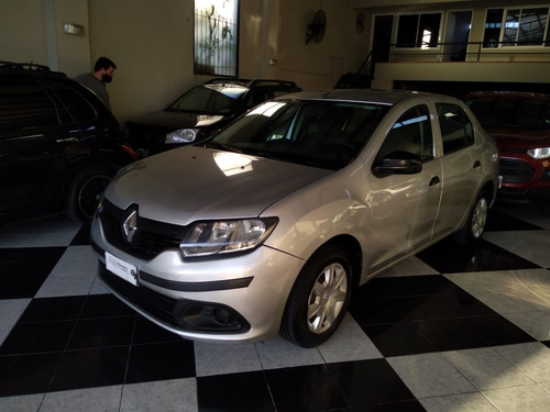 renault logan authentique 1.6 c/gnc de 5ta
