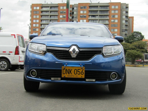 renault logan authentique 1600cc sa aa