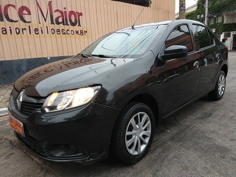 renault logan authentique flex 2015