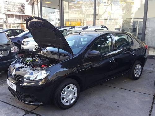 renault logan authentique  hp anticipo $ 245.000