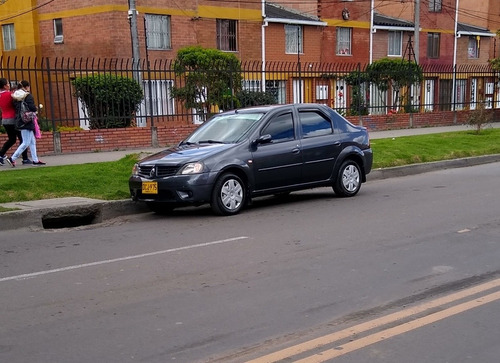 renault logan básico 1400 cc