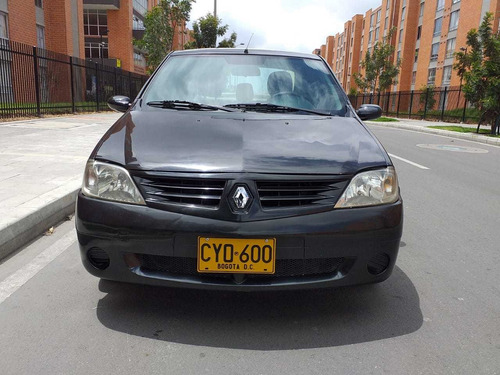 renault logan dinamique 1.6 full