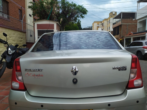 renault logan dynamique 2008  version colombia es pasion