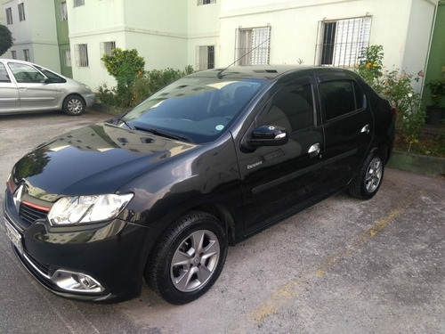 renault logan exclusive 1.6 8v easy-r 2015