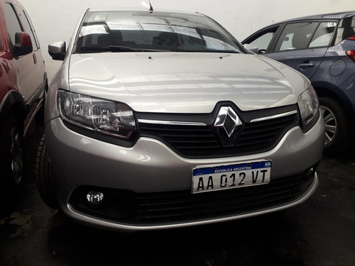 renault  logan expression 1.6 (rt)