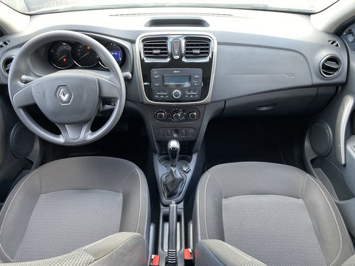 renault logan expression 1600cc 2019 at