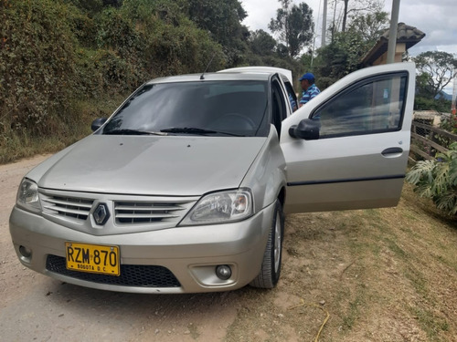 renault logan expression 2010
