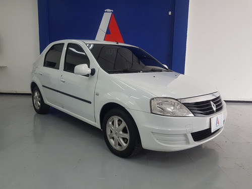 renault logan expression 2011