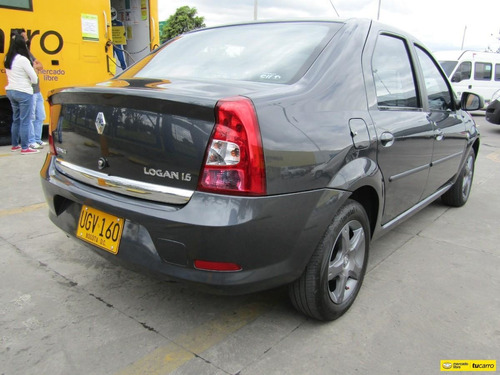 renault logan expression mt 1.6 aa