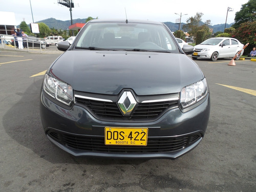 renault logan expression mt 1600cc aa