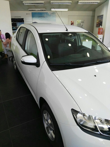 renault logan full 1.6 16v precio final uber/taxi/remis lr