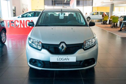 renault logan intens manual 2020 okm entrega inmediata (os )