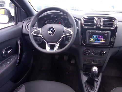 renault logan intens ph2  motor 1.6 2021