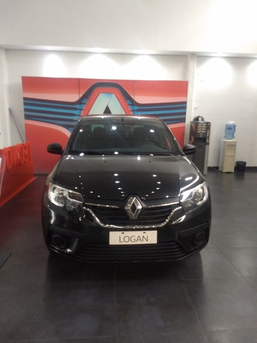 renault logan life 1.6 (cd)