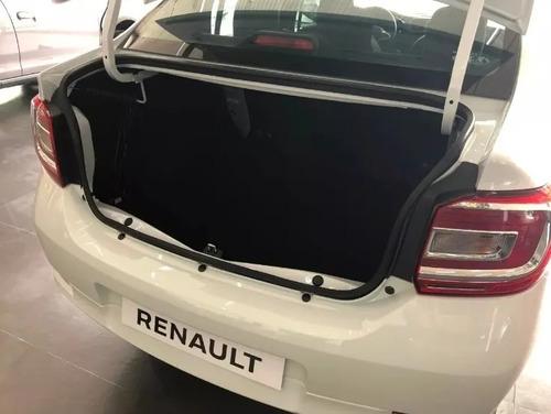 renault logan life 1.6  oferta! cdo.taxi,remis,apm.cabi (cf)