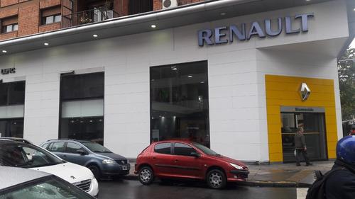 renault logan  life linea nueva oferta contado efectivo hc!!