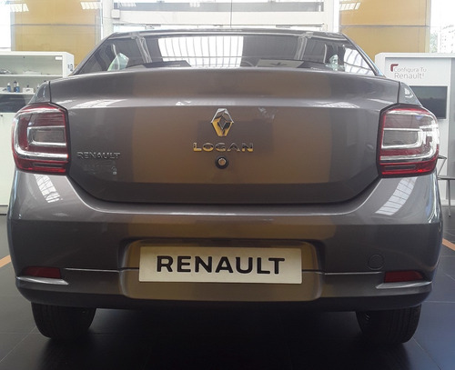 renault logan life ph2 2021
