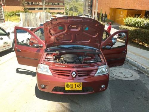 renault logan motor 1.600 modelo 2008