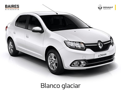 renault logan ph2 life  2020  0km contado financiado