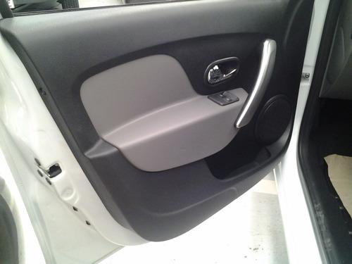 renault logan privilage 1.6 2020 0km blanco 5 puertas
