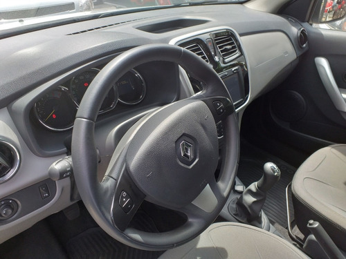 renault logan privilege 2019 impecable (gm)