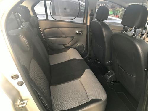 renault logan privilege motor 1600 5 puertas - automatico