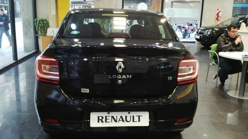 renault logan retiro sin anticipo directo fabrica renault(r)