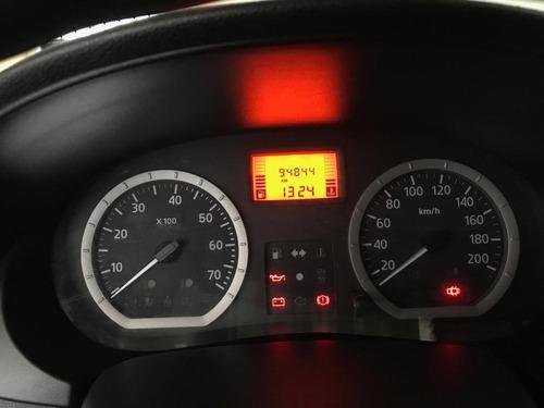 renault logan versión dynamique mt 1600 cc