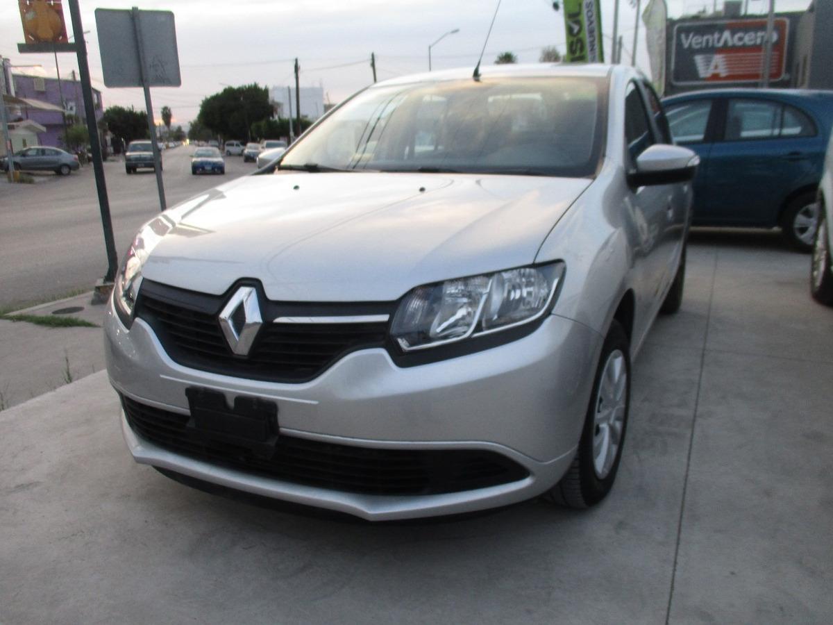Renault Logan Zen, Aut, 4 Cil, Color Gris Estrella, Mod