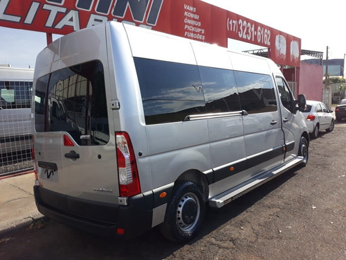 renault master 0km dci minibus vip 16l  l3h2   2021  negrini