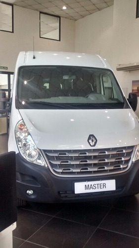 renault master 100% financiada. retira sin anticipo fo