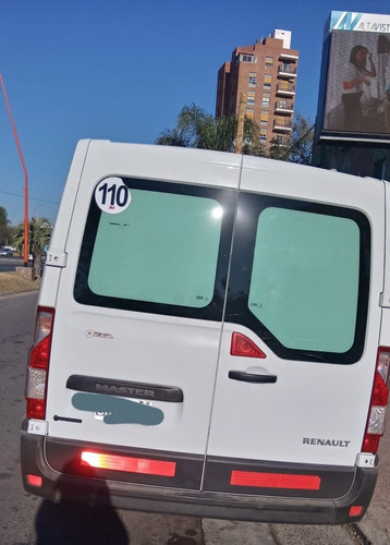 renault master 2014 2.3 t4 dci130 l1h1 furgon corto