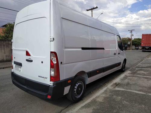 renault master 2015 furgão extra longo l3h2 covelp caminhões